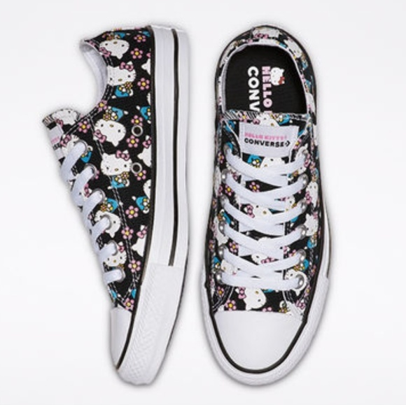 Converse Shoes - Converse Hello Kitty Chuck Taylor All Star Oxford